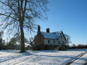 Retune of  winter to South Elmham Hall